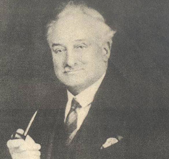 Frederick Robert Shadbolt - Founder of FR Shadbolt & Sons Ltd