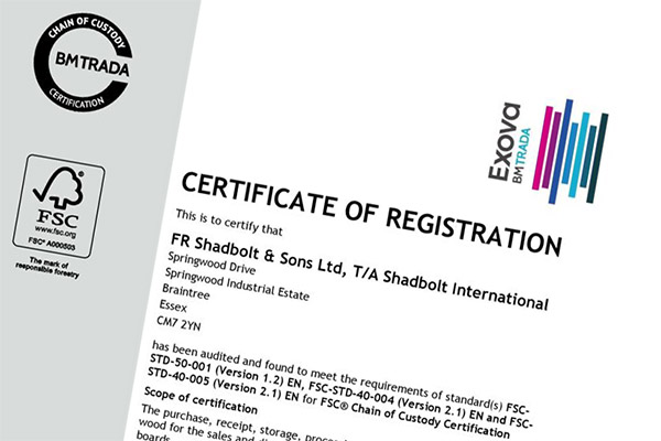 Shadbolt_FSC_Chain_of_Custody_certification