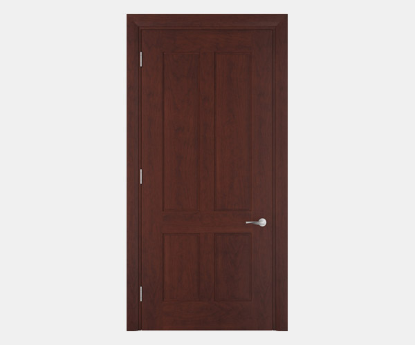 Shadbolt_Darwin_veneered_panelled_doors_CC_American_Cherry_Stained