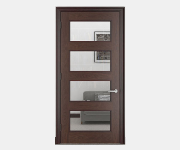 Shadbolt_Delamare_veneered_panelled_doors_with_glazing_CC_American_Black_Walnut
