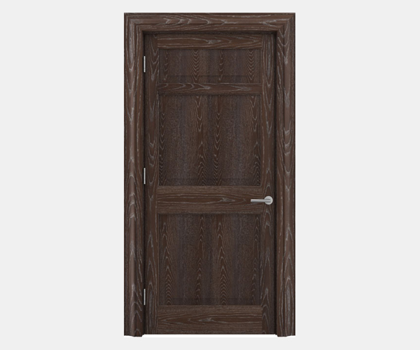 Shadbolt Timeless Type12 hardwood panelled door