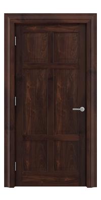 Shadbolt_Type10_Timeless_Hardwood_Door_in_American_black_walnut_veneer