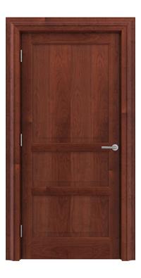 Shadbolt Type11 Timeless Hardwood Door in American Cherry veneer