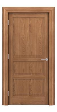 Shadbolt Type11 Timeless Hardwood Door in European Oak veneer