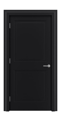 Shadbolt_Type1_Timeless_Hardwood_Door_RAL9005