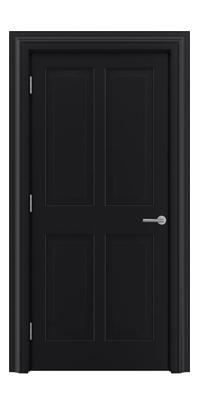 Shadbolt_Type3_Timeless_Hardwood_Door_RAL9005