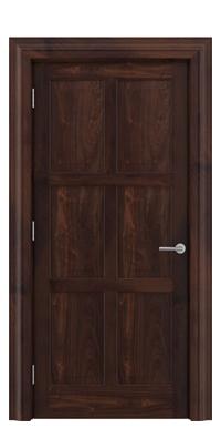 Shadbolt_Type7_Timeless_Hardwood_Door_in_American_Black_Walnut_veneer