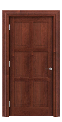 Shadbolt_Type7_Timeless_Hardwood_Door_in_American_Cherry_veneer