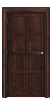 Shadbolt_Type8_Timeless_Hardwood_Door_with_American_Black_Walnut_veneer