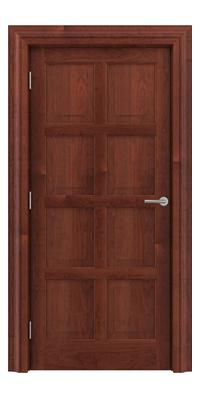 Shadbolt_Type8_Timeless_Hardwood_Door_with_American_Cherry_veneer