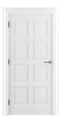 Shadbolt_Type8_Timeless_Hardwood_Door_in_RAL9010_paint_finish