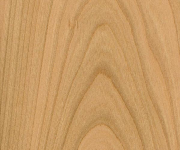 FSC® CROWN CUT EUROPEAN CHERRY veneer from Shadbolt